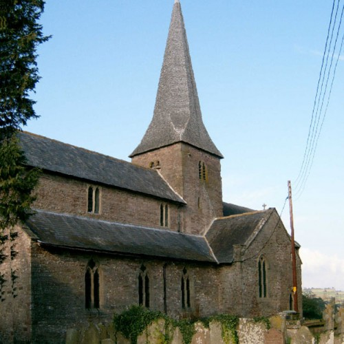 Llantilio Crossenny Church