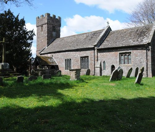 Penrhos Church